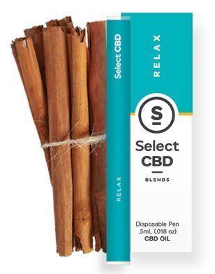 CuraSelectのCBDベイプペンの商品画像