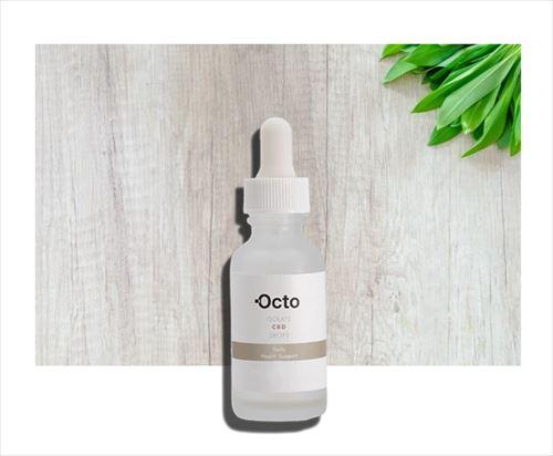 Octo 1.6%(CBD500mg / 30ml)+ ヘンプシードオイルの商品画像
