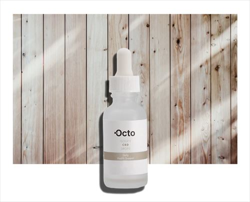 OCTO 3.3%(CBD1000mg / 30ml)+ ヘンプシードオイルの商品画像