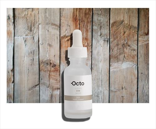 OCTO 6.6%(CBD2000mg / 30ml)+ ヘンプシードオイルの商品画像