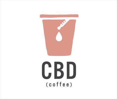 cbd coffeeのロゴ画像